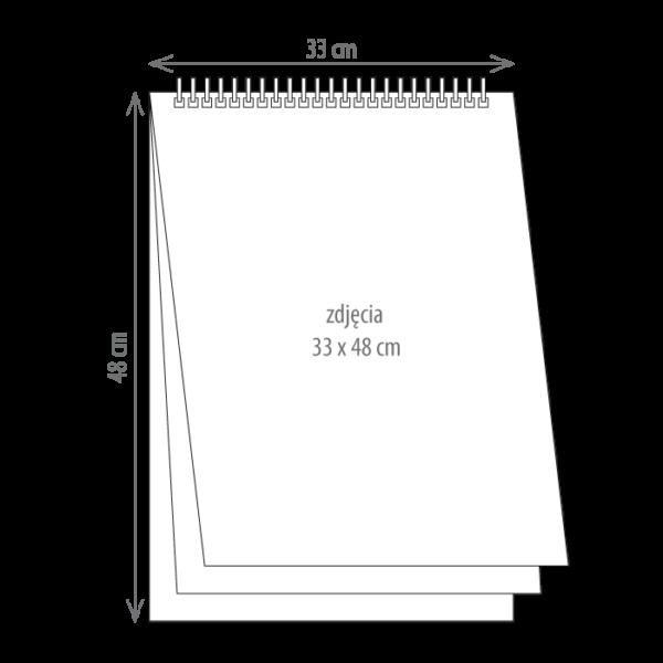 kalendarz wieloplanszowy B3