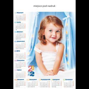 kalendarz plakatowy DZIECKO   B83