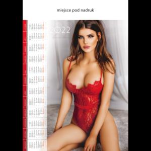 kalendarz plakatowy ALICJA   B89