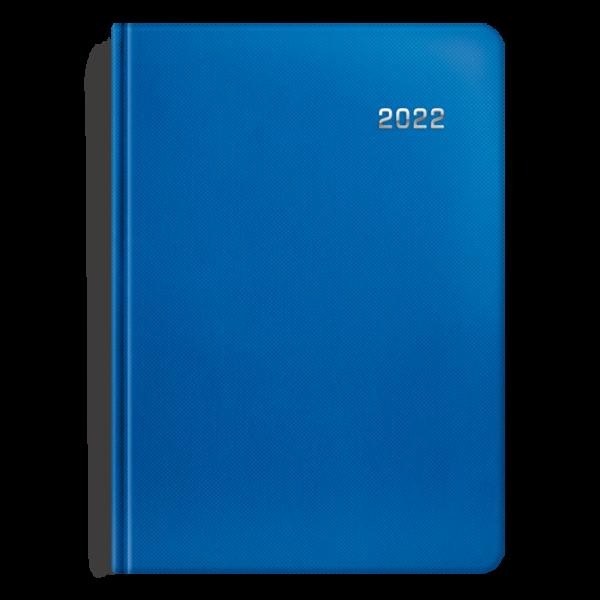 kalendarz książkowy A5 dzienny SZAFIR | KK01