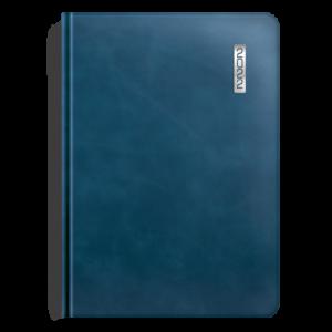 kalendarz książkowy A5 dzienny AKSAMITNY GRANAT | KK09