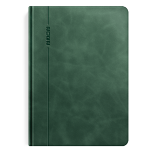 kalendarz książkowy A5 dzienny BUTELKOWA ZIELEŃ | KK13