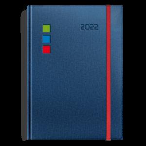kalendarz książkowy A5 dzienny CHABROWY | KK27