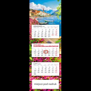 kalendarz panoramiczny WAKACJE | PAN109