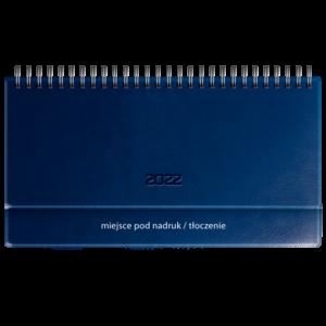 kalendarz biurkowy VIP GRANAT | TB62