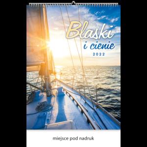 kalendarz wieloplanszowy BLASKI I CIENIE | W121
